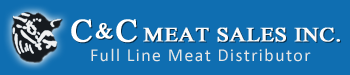 C & C Meat Sales Inc. logo